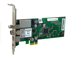 Photo of front of WinTV-HVR-5525 card