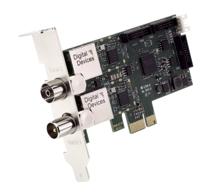 DVB T PCIe Cards